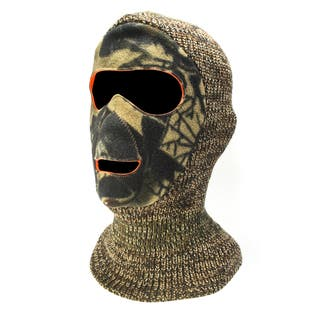 QuietWear Reversible Brown Camo Facemask|https://ak1.ostkcdn.com/images/products/9666214/P16847853.jpg?impolicy=medium
