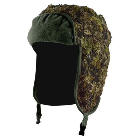 QuietWear Grassy Trapper Hat