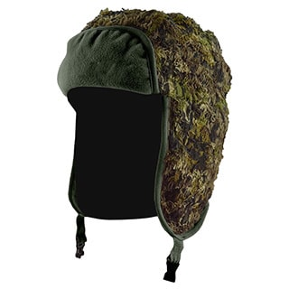 QuietWear Grassy Trapper Hat
