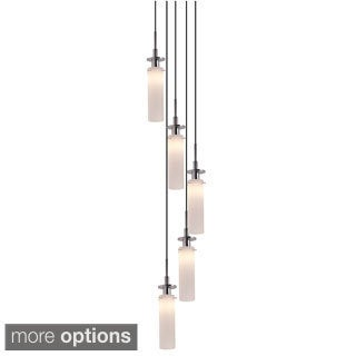 Sonneman Candle 5-light Round Pendant