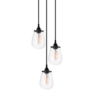Sonneman Chelsea 3-light Pendant