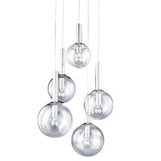 Sonneman Bubbles 5-light Pendant