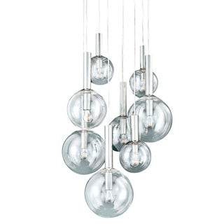 Sonneman Bubbles 8-light Pendant