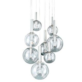 Sonneman Bubbles 8-light Pendant