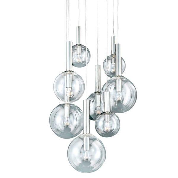 Sonneman bubbles 8 light pendant free shipping today overstock sonneman bubbles 8 light pendant aloadofball Images