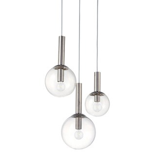 Sonneman Bubbles 3-light Pendant