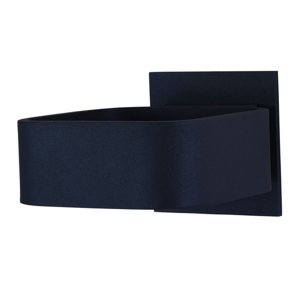Alumilux E41323-BZ Open Square Aluminum Wall Sconce