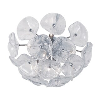 Maxim Lighting Cassini Clear 8-light Wall Sconce
