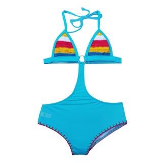 Azul Swimwear 'Hippie Hippie Shake' Monokini Swimsuit