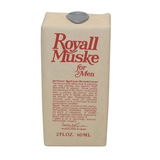 Royall Fragrances Royall Muske of Bermuda Men's 2-ounce All Purpose Cologne
