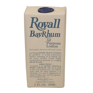 Royall Fragrances Royall Bayrhum of Bermuda Men's 2-ounce All Purpose Lotion