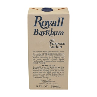 Royall Fragrances Royall Bayrhum of Bermuda Men's 8-ounce All Purpose Lotion