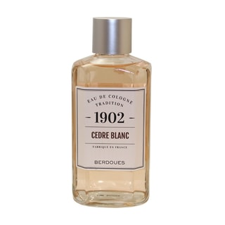 Berdoues 1902 Cedre Blanc Men's 16-ounce Eau de Cologne Tradition Splash