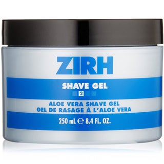 Zirh International Men's 8.4-ounce Aloe Vera Shave Gel