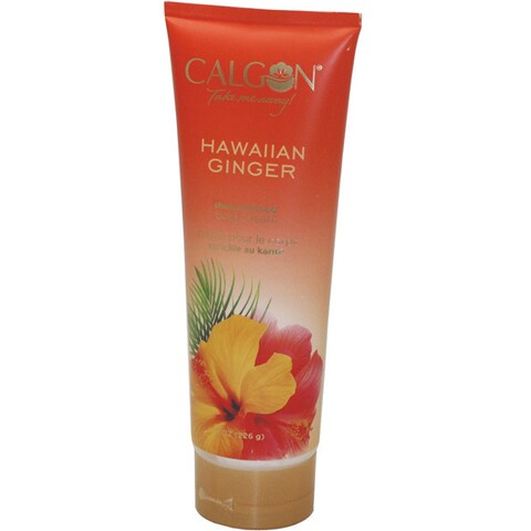 Calgon Hawaiian Ginger 8-ounce Shea Enriched Body Cream