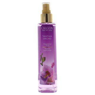 Calgon Tahitian Orchid Women's 8-ounce Refreshing Body Mist