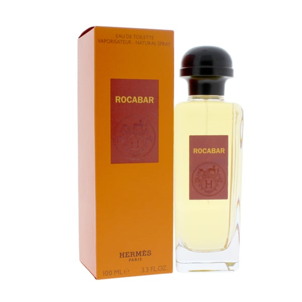 Hermes Rocabar Men's 3.3-ounce Eau de Toilette Spray
