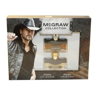 Tim McGraw Collection Men's 2-piece Fragrance Set