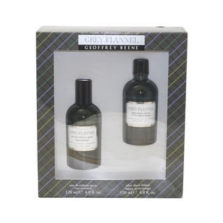Geoffrey Beene Grey Flannel Men's 2-piece Fragrance Set