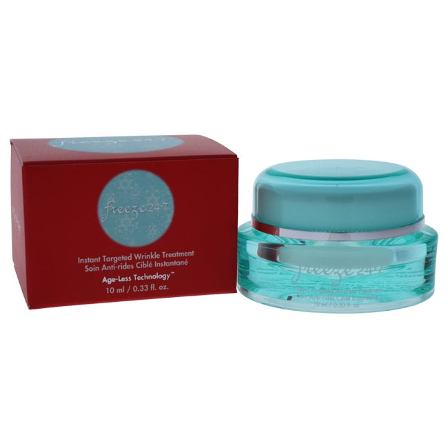 FREEZE 24-7 Women's Instant Targeted 0.33-ounce Wrinkle T...