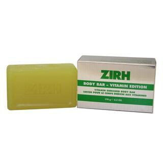 Zirh Men's Vitamin Enriched 6.3-ounce Body Bar
