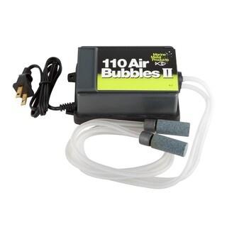 Marine Metal 110 Air Bubbles 2 Aerator Pump