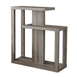 Dark Taupe Reclaimed-look 32-inch Console Accent Table