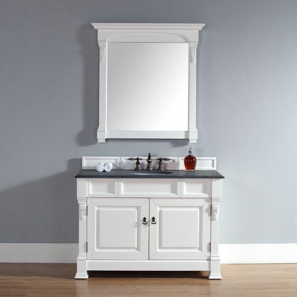 48inch brookfield cottage single cabinet vanity