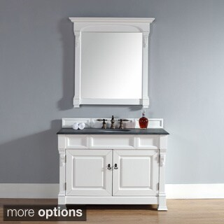 48-inch Brookfield Cottage Single Cabinet Vanity