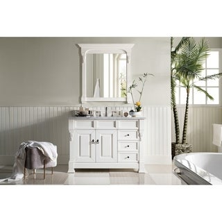 48-Inch Brookfield Cottage Single Drawer Vanity