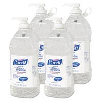 Purell 2-liter Instant Hand Sanitizer (Pack of 4)
