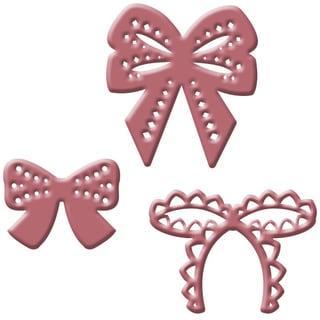Spellbinders Shapeabilities Dies-Bow Couture
