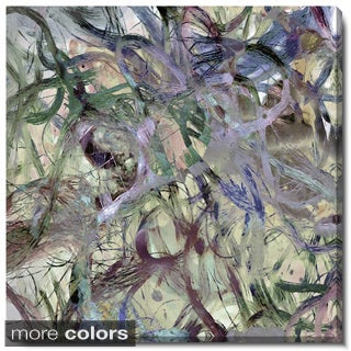 Studio Works Modern 'Urban Tangle' Fine Art Gallery Wrapped Canvas (More options available)