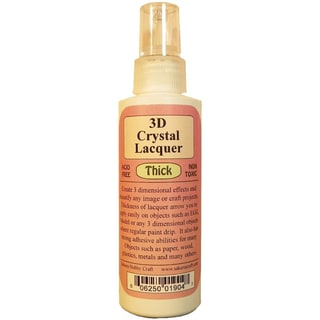 3D Crystal Lacquer Thick-4oz