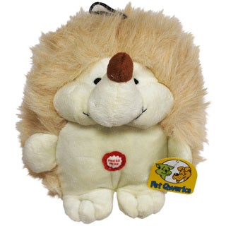 Large Plush Hedgehog