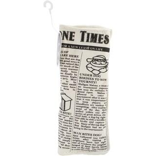 Mini Krinkle & Squeak Newspaper