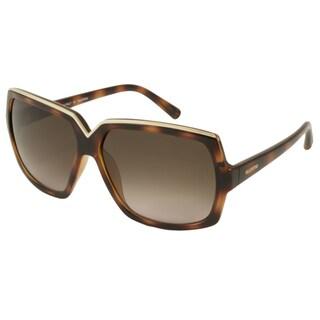 Valentino Women's V604S Rectangular Sunglasses