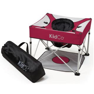 KidCo Go-Pod Plus Portable Activity Center in Cranberry|https://ak1.ostkcdn.com/images/products/9667899/P16848967.jpg?impolicy=medium