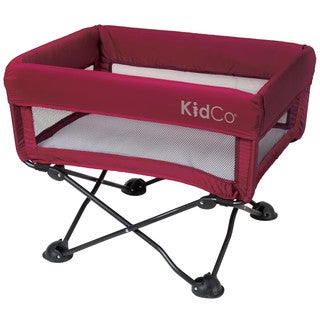 KidCo DreamPod Portable Cranberry Bassinet