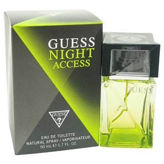 Guess Night Access Men's 1.7-ounce Eau de Toilette Spray
