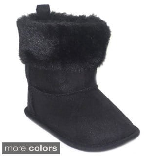 Blue Baby's P-Tyna Suede Boots