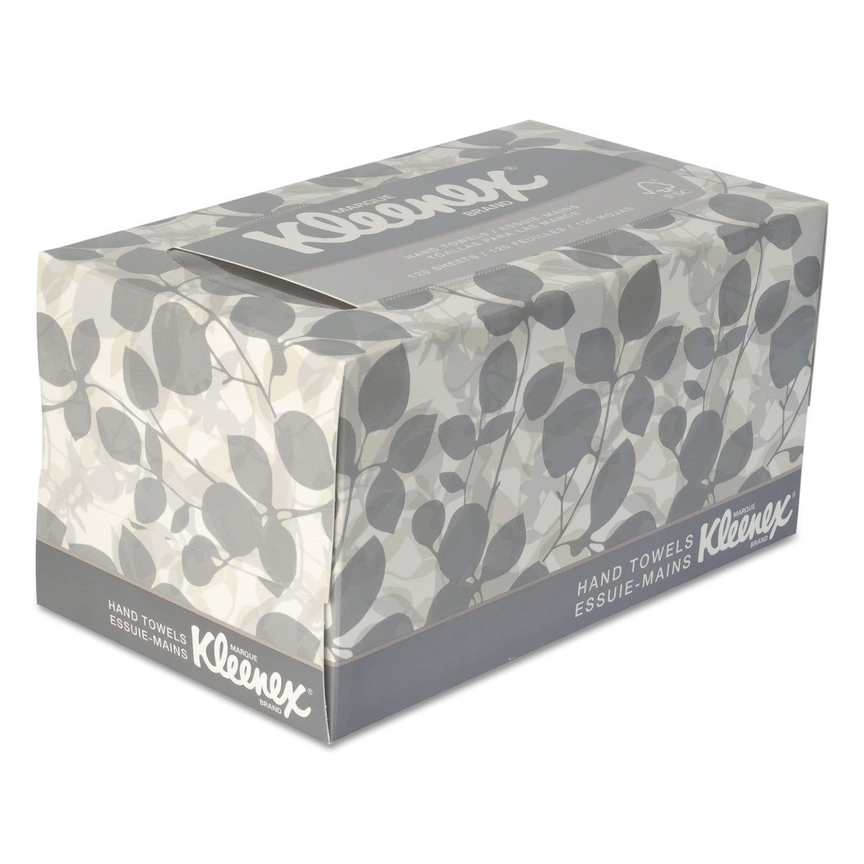Kleenex Pop-up Hand Towel Box (White)