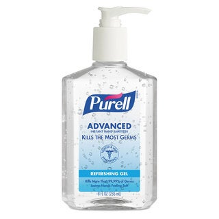 Purell 8oz Instant Hand Sanitizer Bottle