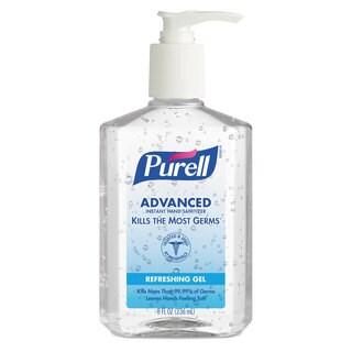 Purell 8oz Instant Hand Sanitizer Bottle