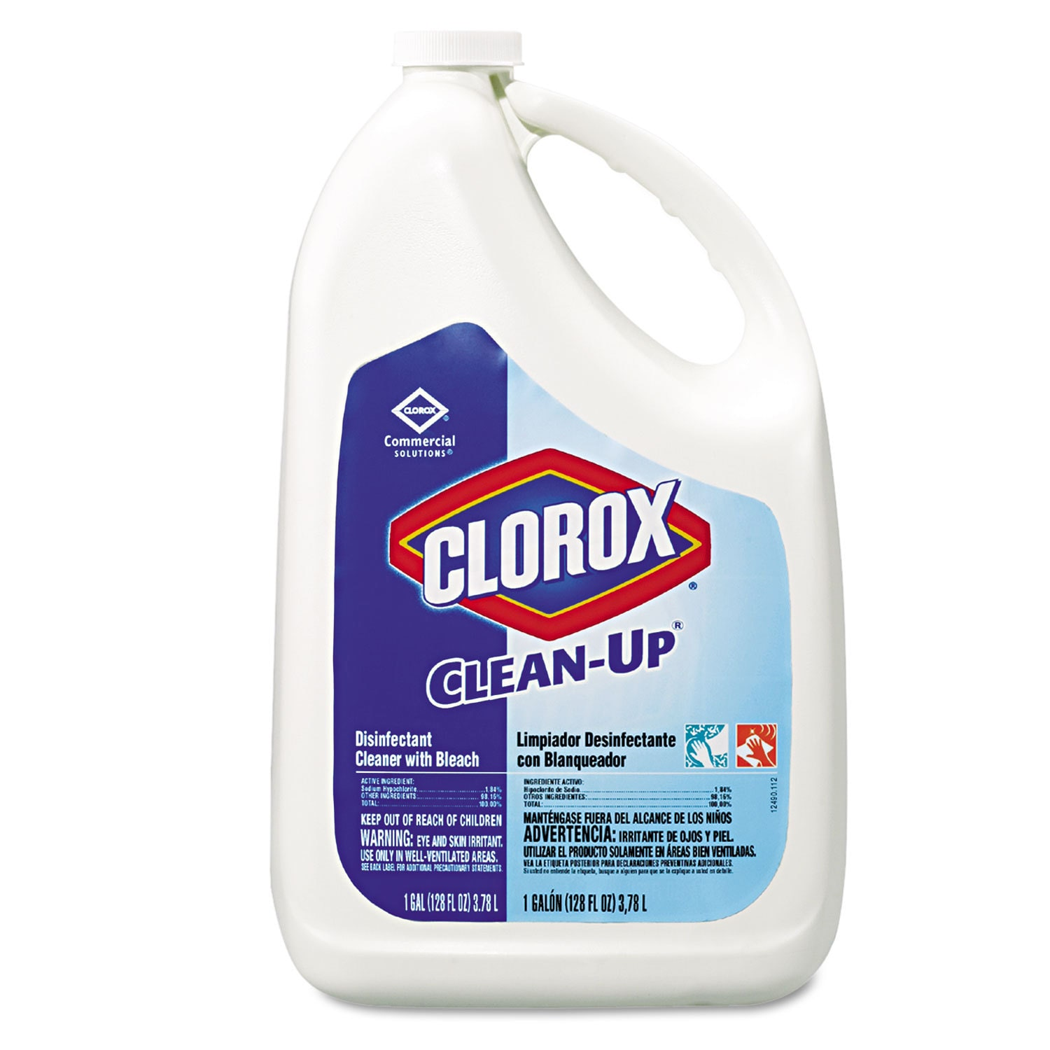 CLOROX Clean-Up Disinfectant Bleach Cleaner (White)