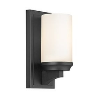 Feiss Amalia 1 - Light Wall Bracket, Oil Rubbed Bronze