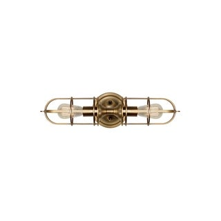 Urban Renewal 2-light Dark Antique Bronze Wall Bracket