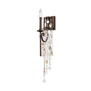Cascade Heritage Bronze 1-light Wall Sconce