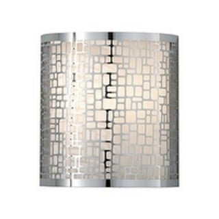 Joplin Chrome 1-light Wall Sconce