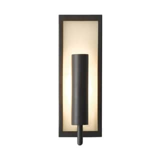 Minila Oil Rubbed Bronze 1-light Wall Sconce